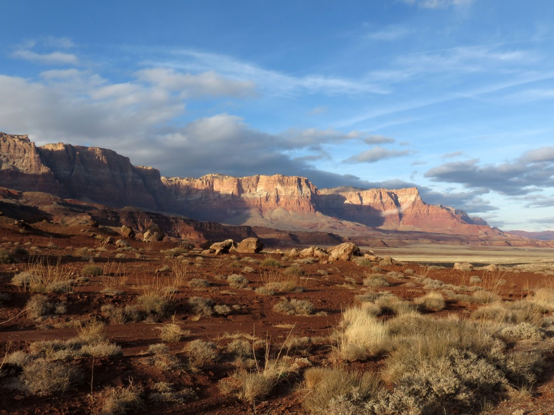 Landscape near Grand Canyon National Park