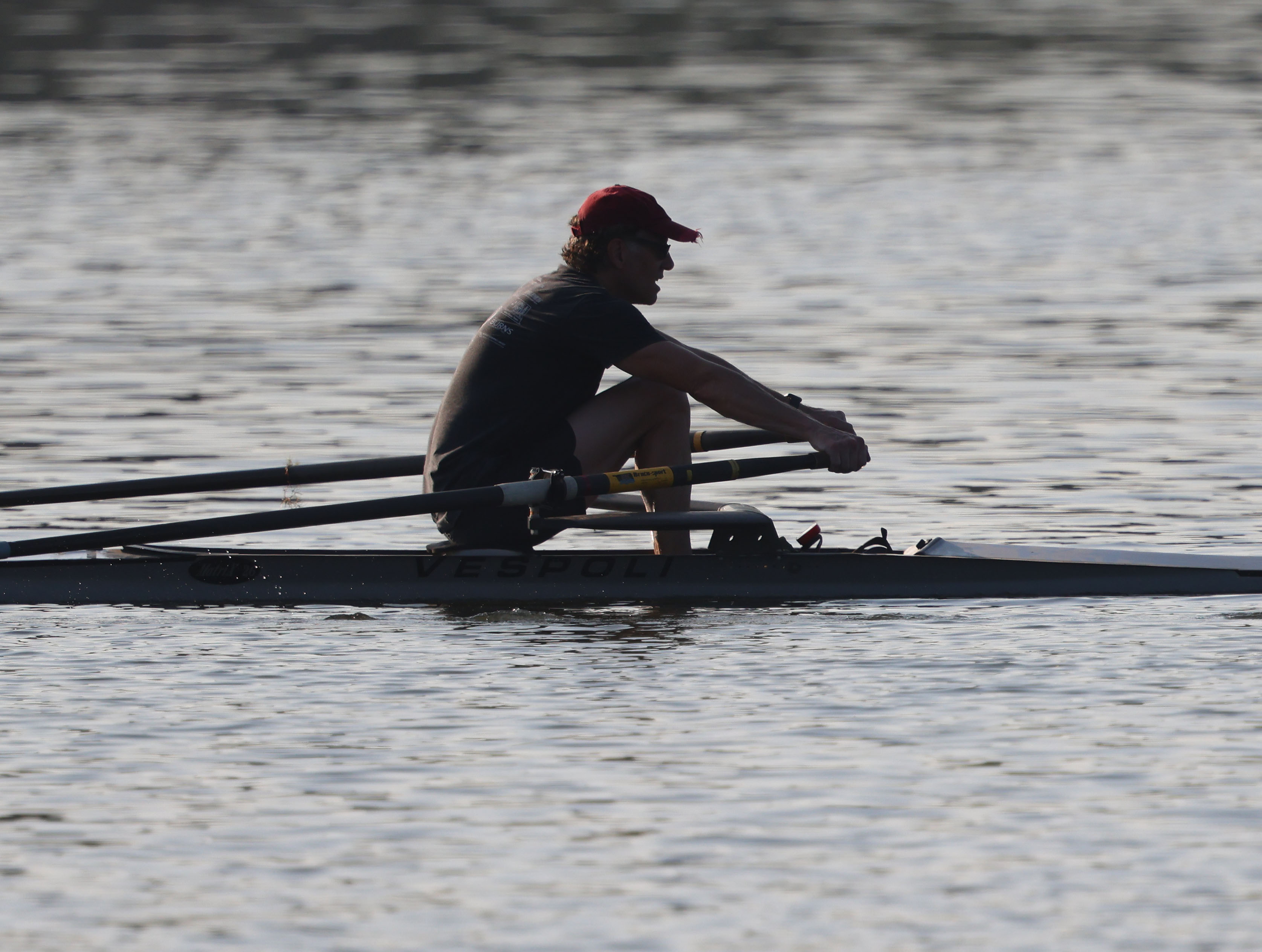 A rower